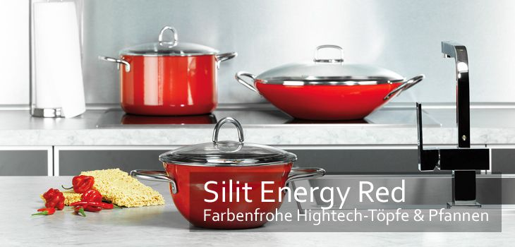 Silit Energy Red