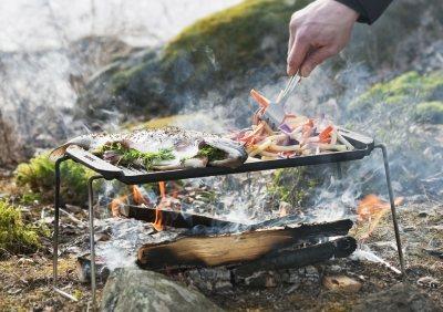 Outdoorküche: Die neue Lust am Urwüchsigen