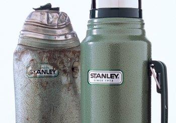 Stanley - Isolierkannen und Outdoorgeschirr mit Kultstatus