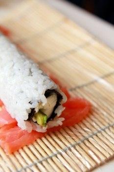 Sushi - Gerollte Frische aus dem Meer