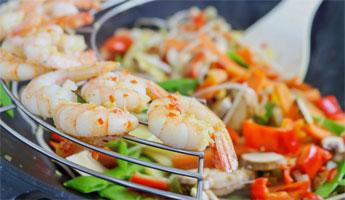 Eine Tour durch die asiatische Küche