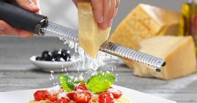 Parmesan - Die Krönung für Pizza, Pasta, Risotto & Lasagne