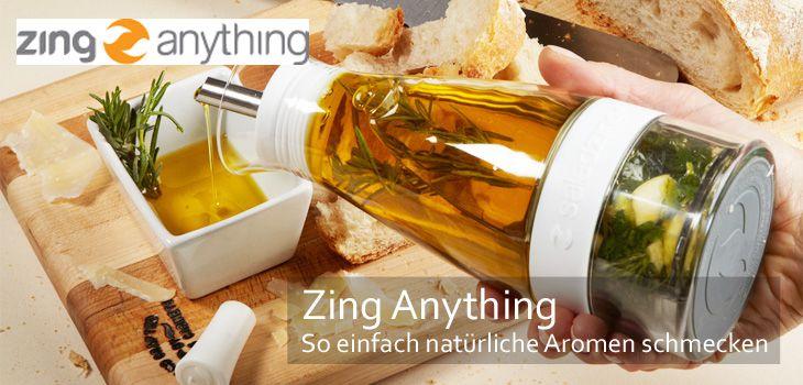 Zing Anything - einfach natürliche Aromen schmecken