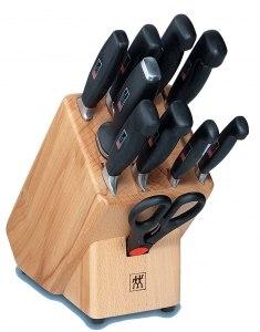 Zwilling Messerblöcke - die richtige Aufbewahrung Ihrer Zwilling Messer im Zwilling Messerblock