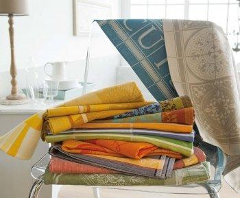 Anne de Solène - edle Geschirrtücher mit brilliantem Farbenspektrum