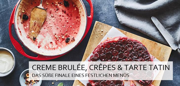 Die richtigen Pfannen für Pfannkuchen & Crepes