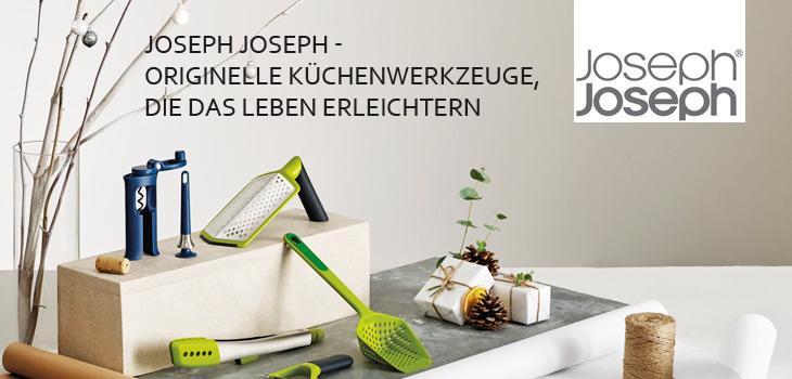 Joseph Joseph - Originelle Küchengeräte, die das Leben leichter machen