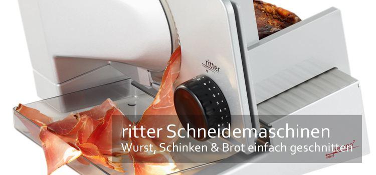 ritterwerk marken schneidemaschinen made in germany bei kochform